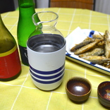 日本酒もワインも。電子レンジOKの保温とっくりで晩酌がかなり充実した