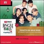 BTS、【iHeartRadio Jingle Ball Tour】のLA日程に出演決定