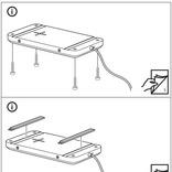 イケアの「魔法の充電器」を使えば、家具の天面がワイヤレスチャージャーになる