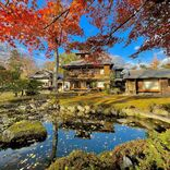 京都のお屋敷で紅葉と和スイーツを楽しめる!重要文化財「旧三井家下鴨別邸」