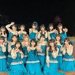 STU48、ライトアップされた秋彩る広島城前で豪華ライブ