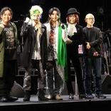 ジャニーズJr.「7 MEN 侍」本高&今野、出演舞台でトイピアノ、ギター披露
