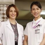 松下奈緒『ドクターX』でスーパー看護師に「米倉さんはチャーミングな方」