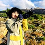池田レイラ、北海道の過酷ロケで見せつけたバラエティ魂!
