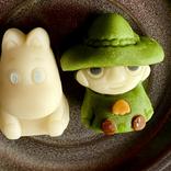 【ファミリーマート新商品ルポ】ムーミンとスナフキンが可愛い和菓子になっちゃった~!ミルク味と抹茶味が優しいお味の「食べマス ムーミン」