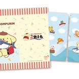 銚子丸がポムポムプリンとコラボして創業祭!オリジナルグッズプレゼントも
