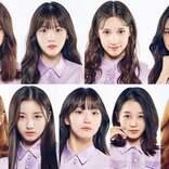 「Girls Planet 999」デビューメンバー9名決定 Kグループが大躍進