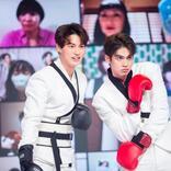 【タイ俳優】Twitter世界トレンド1位!「ブライト&ウィン」日本初ファンミーティングを徹底レポート