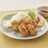 【和食さと】旬の「牡蠣フライ」&ビッグな「大海老天丼」♪ 秋冬メニューがおいしそう