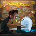 『ロン 僕のポンコツ・ボット』主題歌担当のリアム・ペイン&バーニー役ジャック・ディラン・グレイザーから友達作りのアドバイス