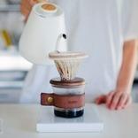 コーヒー好きにうれしい持ち運びOKなガラスドリッパー&カップ