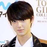 翔、モデル&俳優業に意欲「映画に出演したい」 『花晴れ』や日本生活も語る