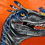 鳥は「恐竜の子孫」ではありません、恐竜なんです