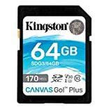 【Amazonタイムセール中!】キングストンのSDXCカード 64GBが1,399円、耐水圧2000mmの2人用ポップアップテントが6,698円など