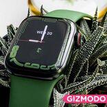 画面が大きくなったApple Watch Series 7。たしかに見やすくなったけど、それプラスαは?