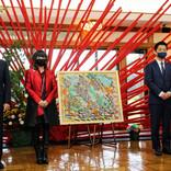 """深川の街で約400点を展示、コシノジュンコもハマる""""パラアート""""の世界"""