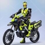 『仮面ライダーゼロワン』ゼロワンが搭乗するバイク「ライズホッパー」が立体化