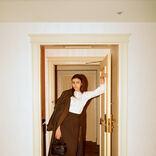 「目立たずキレイ」をかなえるスカート:チェック・ボーダー・ストライプで今までと「少し違う」選び方
