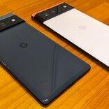 「Pixel 6」「Pixel 6 Pro」フォトレビュー 2機種の特徴を写真で比較