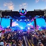 【Ultra Miami 2022】第一弾ラインアップ発表、デヴィッド・ゲッタ/DJスネイク/カイゴ出演へ
