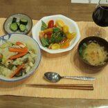 【コラム】「早く帰った方が夕食を作ろう」と妻に提案 55歳男性校長が台所に立った日